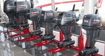 Покупка лодочных моторов