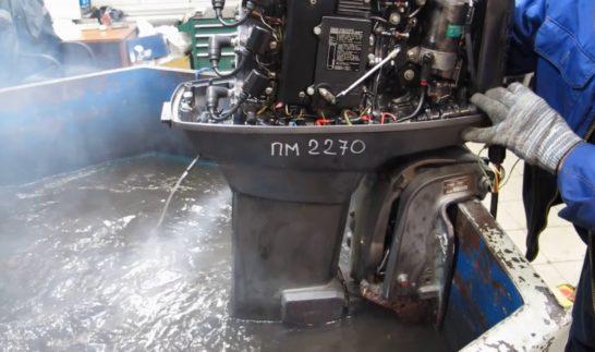 Правильный выбор мощности подвесных лодочных моторов