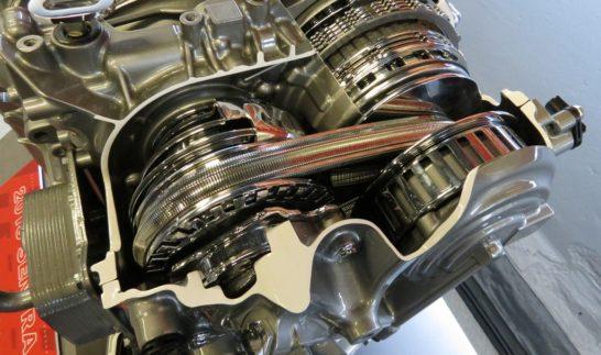 Устройство и принцип работы вариатора лодочного мотора