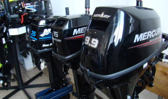 Выбор лодочного мотора — часть 3