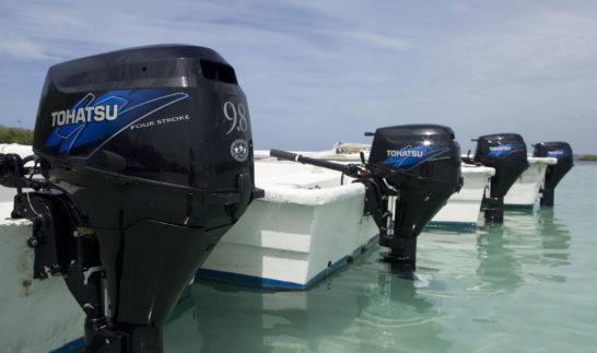 Выбор подвесного лодочного мотора