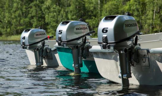 Выбор лодочного мотора — часть 1