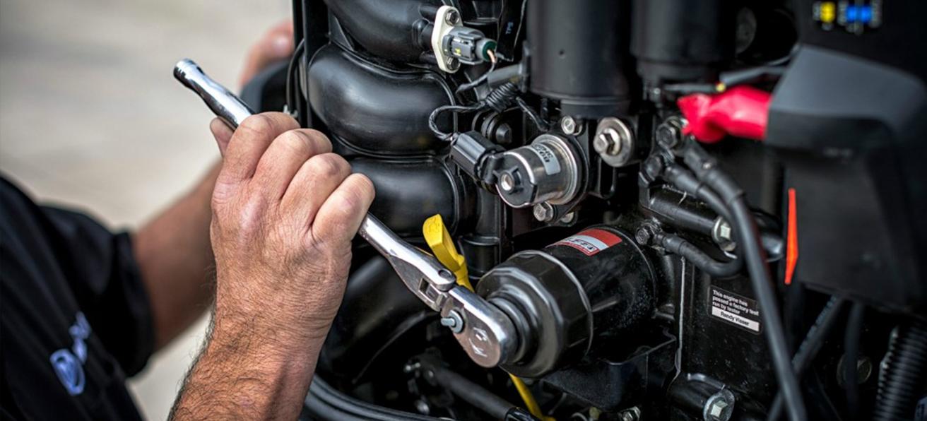 Ремонтируем моторы с 2000 года